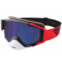 fxr racing edition limited xpe core goggles - dirt bike