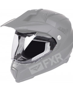 fxr racing helmet accessories octane x  electric shield electric shield - snowmobile
