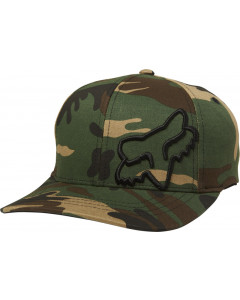 fox racing hats  flex 45 flexfit hats - casual