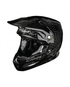 fly racing helmets adult formula carbon helmets - dirt bike