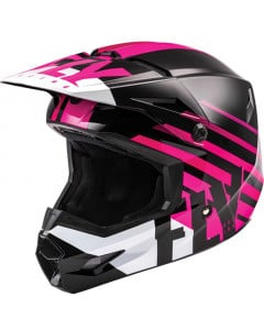 fly racing helmets adult kinetic thrive helmets - dirt bike