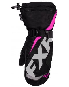 fxr racing gloves child helix race mitts - snowmobile