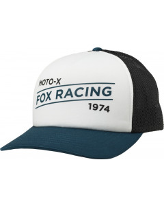 fox racing hats adult banner trucker hats - casual