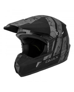 g-max helmets adult mx46 dominant helmets - dirt bike