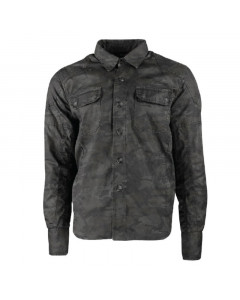 speed and strength jackets  call to arms reinforced moto shirt textile - motorcycle