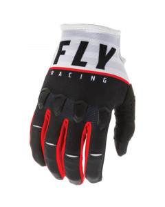 fly racing gloves adult kinetic 120 gloves - dirt bike