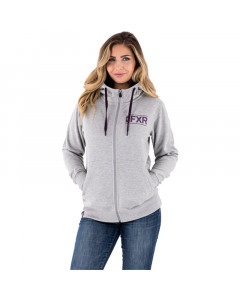 fxr racing hoodies  throttle hoodies - casual