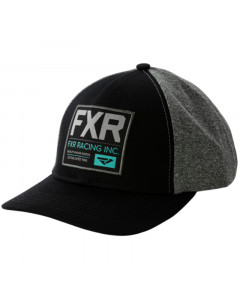 fxr racing hats adult factory ride snapback - casual