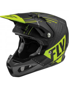 fly racing helmets adult formula vector carbon helmets - dirt bike