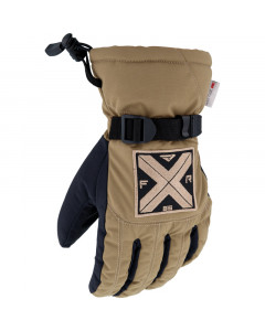 fxr racing gloves  ridge tech ride -