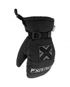 fxr racing gloves  chute tech mitts ride -