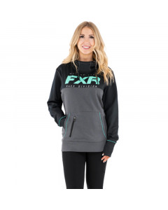 fxr racing hoodies  pursuit tech pullover hoodies - casual