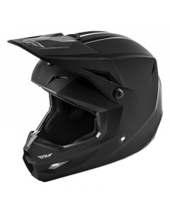 fly racing helmets adult kinetic solid helmets - dirt bike