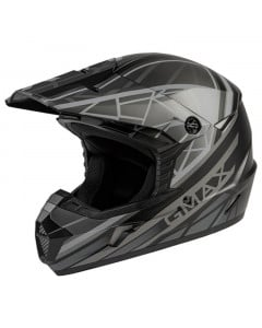 g-max helmets adult mx46 mega  helmets - dirt bike