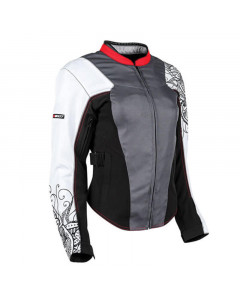 joe rocket jackets  heartbreaker 12.0 textile - motorcycle