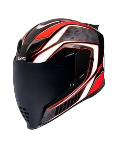 icon helmets adult airflite raceflite full face - motorcycle