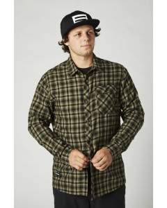 fox racing shirts  reeves woven shirts - casual