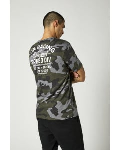 fox racing shirts  og camo tech t-shirts - casual