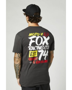 fox racing shirts  tranditional premium t-shirts - casual
