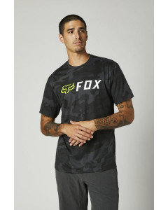 fox racing shirts  apex camo tech t-shirts - casual
