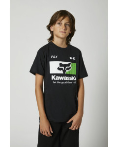 fox racing shirts   kawi good times t-shirts - casual