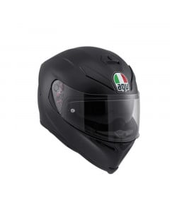 agv helmets adult k5 s solid full face - motorcycle