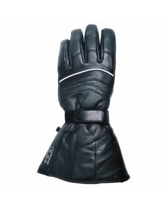 ckx gloves adult sport leather  gloves - snowmobile
