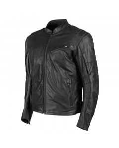 joe rocket jackets  powerglide leather - motorcycle