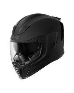 icon helmets adult airflite rubatone   full face - motorcycle