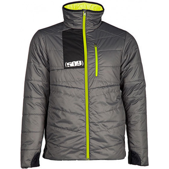 509medium hi-vis gray   insulation loft syn  jackets - casual