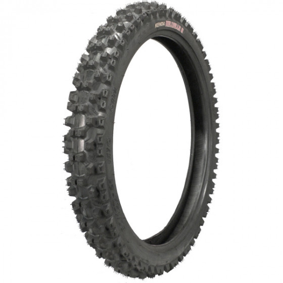 kenda front soft/intermediate ii millville k785 tires - dirt bike