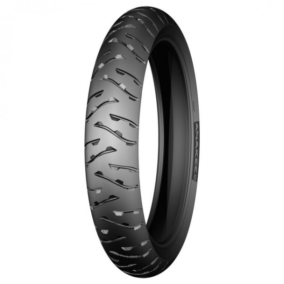 michelin front 3 anakee dual sport tires - motorcycle
