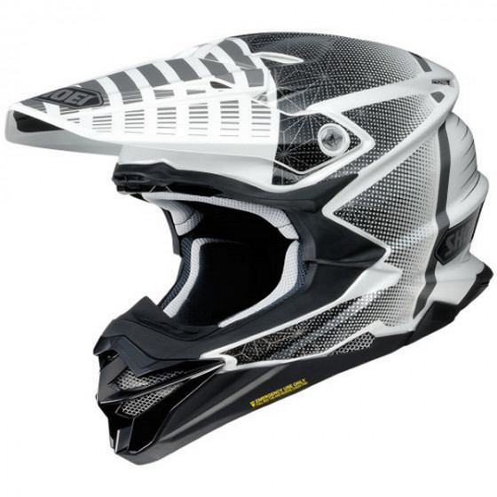 shoei blazon vfx-evo adult helmet - dirt bike