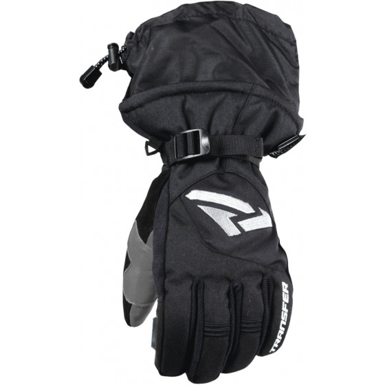 fxr racing transfer  gloves - snowmobile