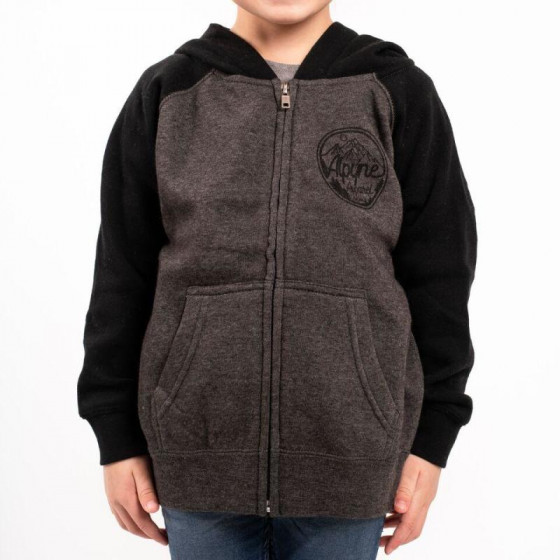 alpyne apparel hoodies  banff zip-up hoodies - casual