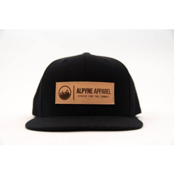 alpyne apparel hats adult whistler snapback - casual