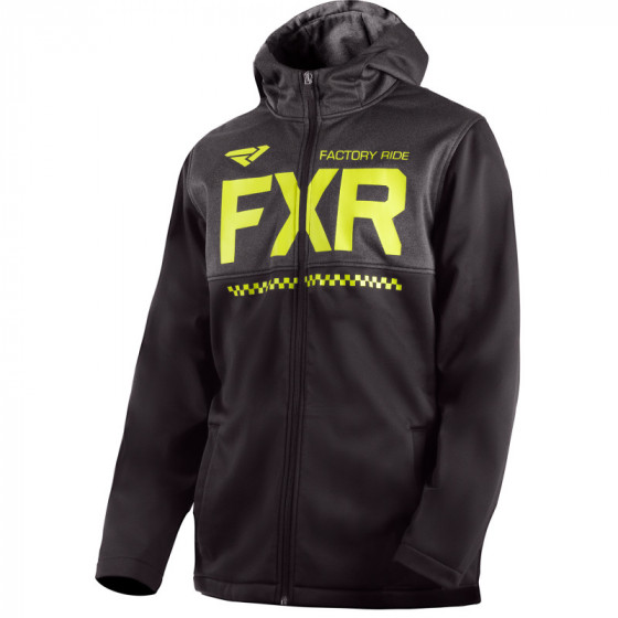 fxr racing jackets  helium softshell jackets - casual