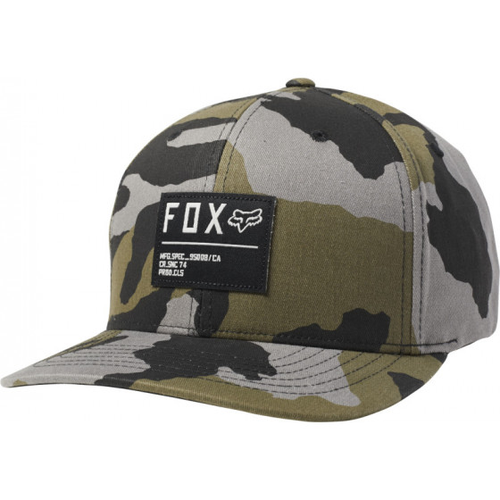 fox racing hats  non stop flexfit - casual