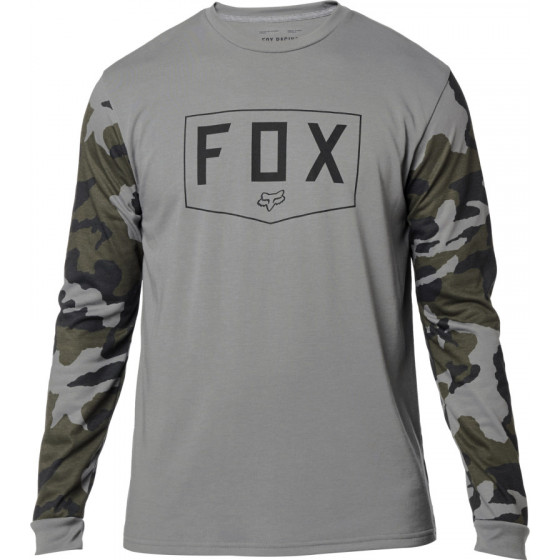 fox racing shirts  shield tech long sleeve - casual