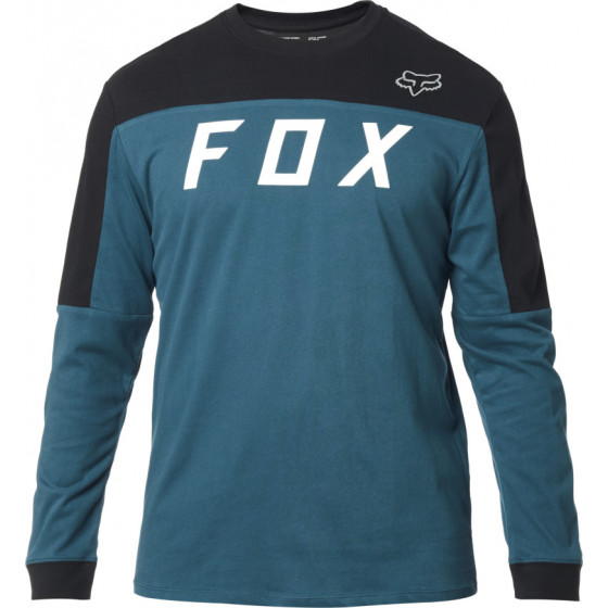 fox racing shirts  grizzled airline knit long sleeve - casual