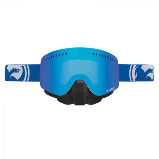 dragon nfxs adult goggles - snowmobile