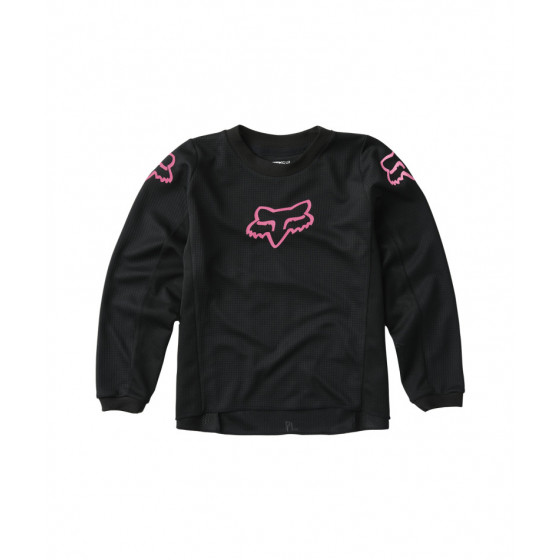 fox racing prix 180 girls kids jersey jerseys - dirt bike