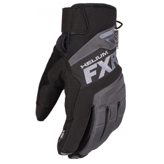 fxr racing helium  gloves lites - snowmobile