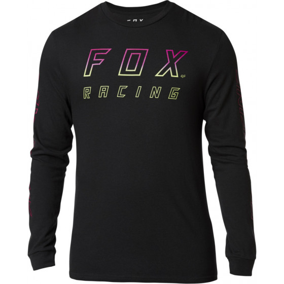 fox racing shirts  neon moth long sleeve - casual