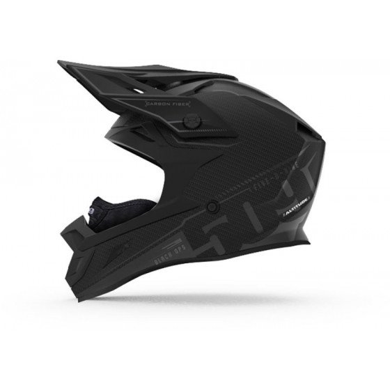 509  fidlock® w/  1.0 fiber carbon altitude adult helmets full face - snowmobile